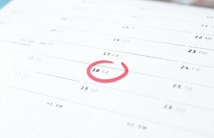 Calendarios para oficinas