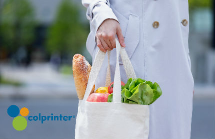 Bolsas ecológicas para comestibles