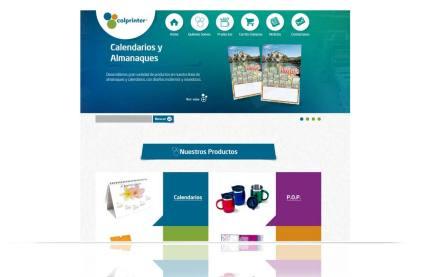 Nuevo portal web de colprinter