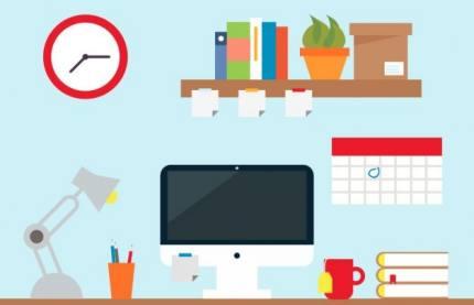 Descubre la publicidad que necesita una oficina