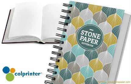 Conozca el Stone Paper
