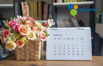 Calendarios corporativos  para el nuevo año