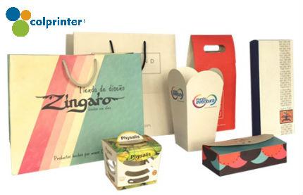 Colprinter tiene el empaque justo para sus productos
