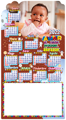 Almanaque Infantil 1/12