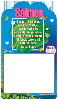 IMANTADO SALMOS 09