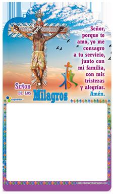 Almanaque Imantado Santos
