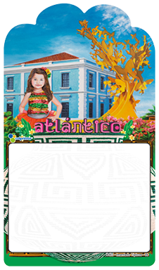 Almanaque Imantado Típicos